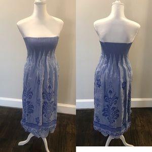✨3 for $25✨Lapis convertible Dress/skirt